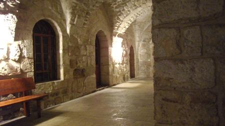 Kreuzgang der Erlöserkirche