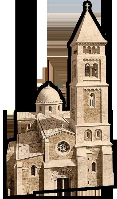 Erlöserkirche in Jerusalem