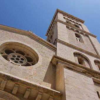 Bild vom Turm der Erlöserkirche